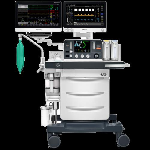 Mesa de anestesia Mindray A9 Centro de Servicios Hospitalarios